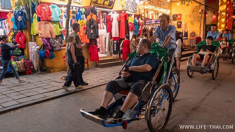Хойан - популярный у туристов город во Вьетнаме