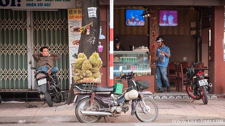 Фото Нячанга. Улицы и люди города