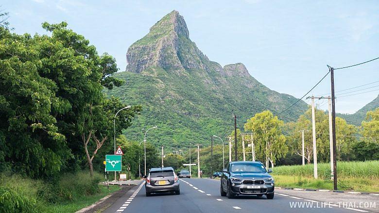 Дороги Маврикия