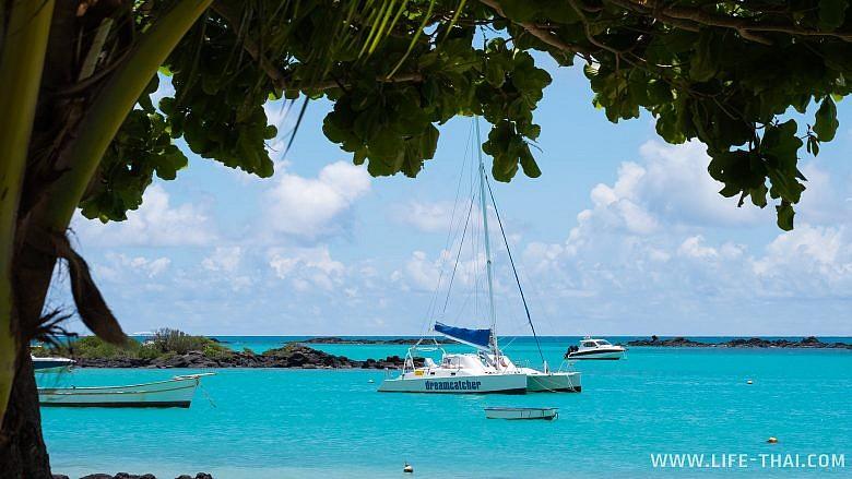 Океан на Маврикии