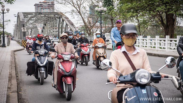 Самостоятельная поездка в Хюэ