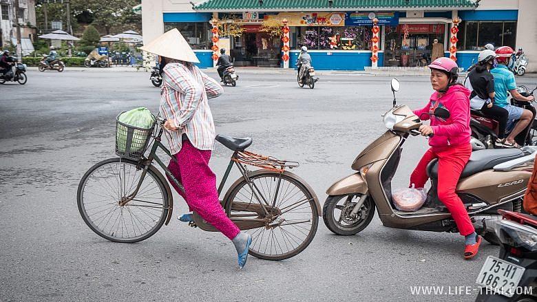 Путешествие в Хюэ. Как передвигаться по городу