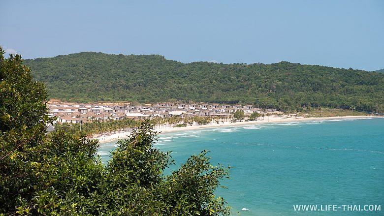 Пляж Кхем (Khem beach) на Фукуоке
