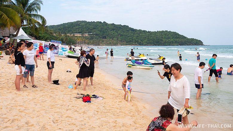 Сао бич - самый красивый пляж на Фукуоке