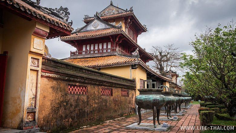 Что посмотреть в Запретном городе Хюэ