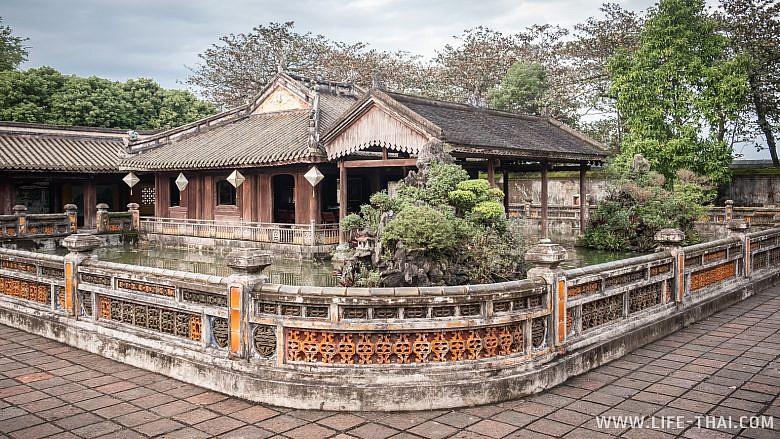 Запретный город во Вьетнаме