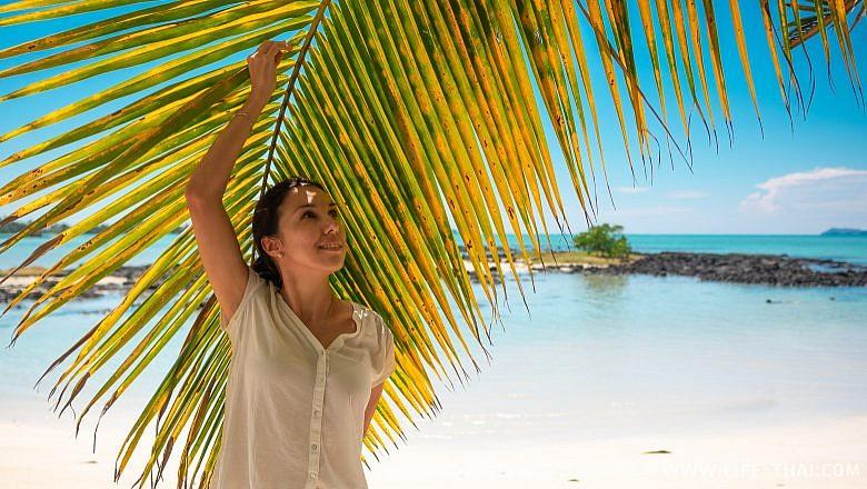 Я на острове Маврикий