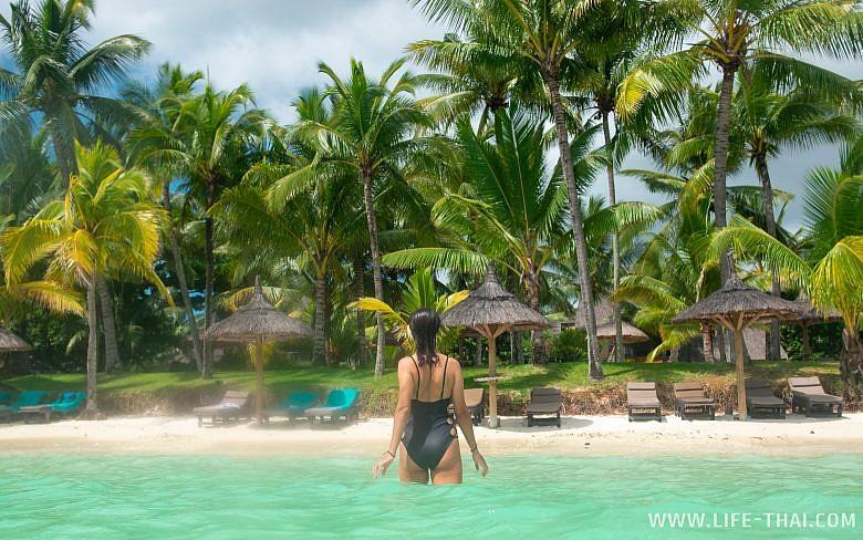Пляжи на Маврикии потрясающие - отзыв об отдыхе на острове