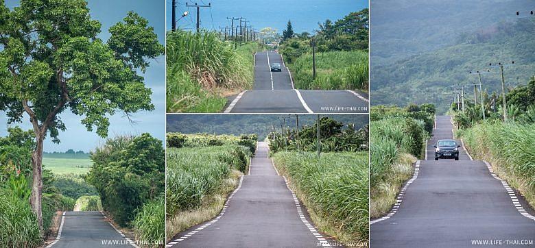 Дороги и движение на Маврикии