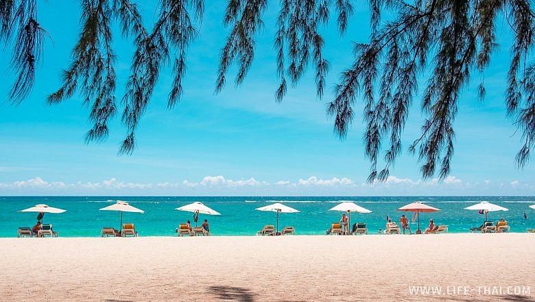 Пляж Флик н Флак на Маврикии отзыв