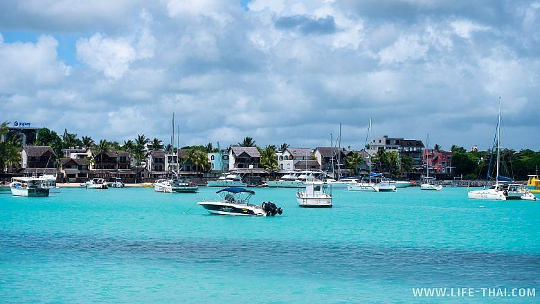 Гранд Бей - один из лучших пляжей Маврикия