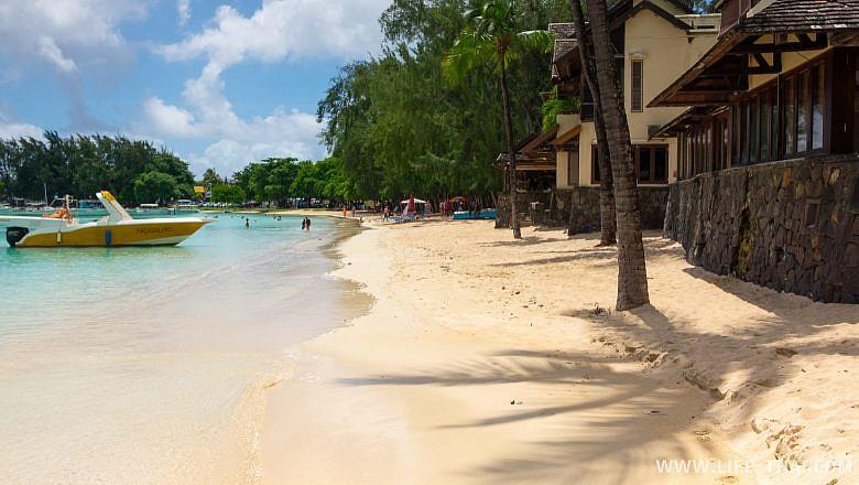 Отзыв о пляже Гранд Бэй на Маврикии