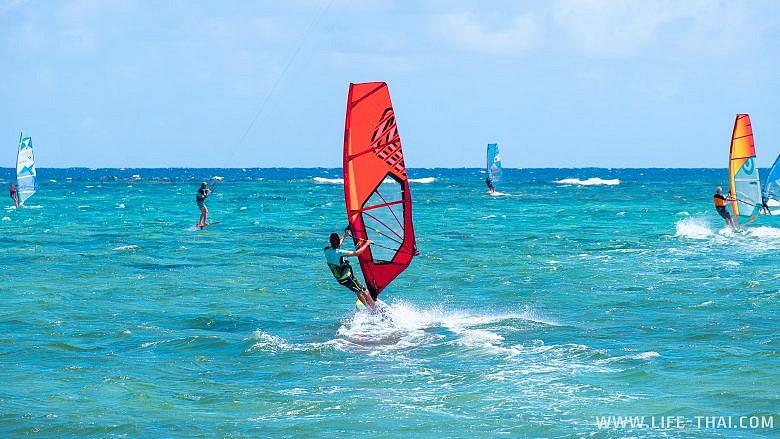 Пляж Ле Морне на Маврикии