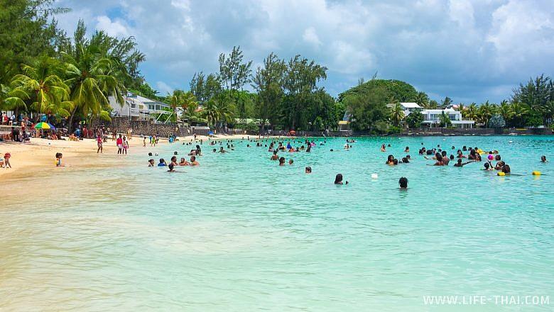 Рейтинг лучших пляжей Маврикия