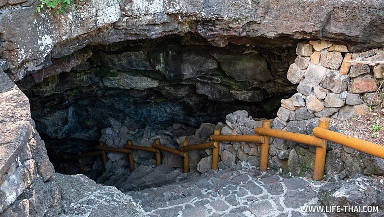 Достопримечательности Маврикия - пещеры