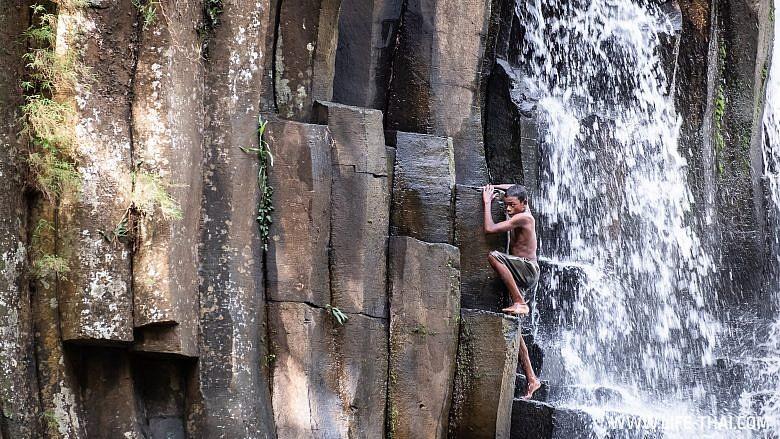 Водопад Рочестер на Маврикии