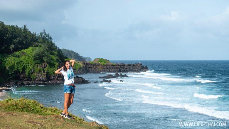 Мыс Гри-Гри на Маврикии