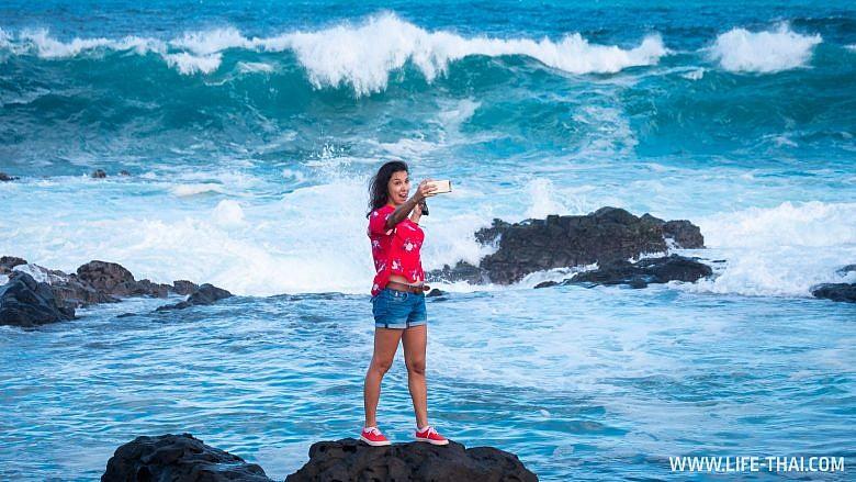 Мыс Вакос на Маврикии