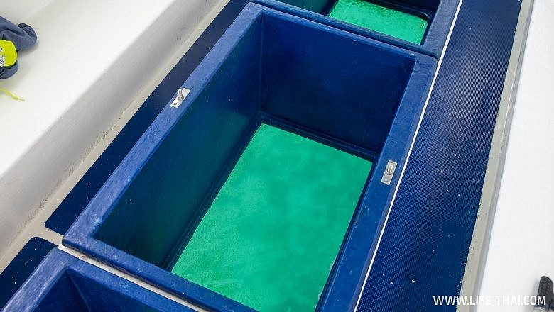 Прогулка на лодке со стеклянным дном на Маврикии