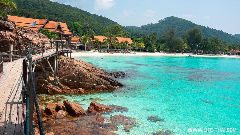 Остров Реданг, Малайзия