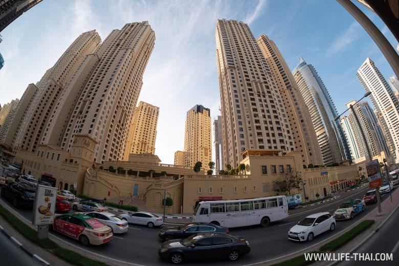 Поездка в Дубай самостоятельно