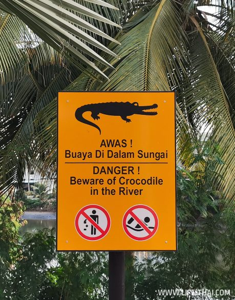 Опасности в Брунее