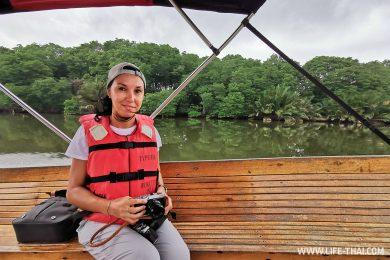"""Отзыв об экскурсии """"Речное сафари"""" в Брунее"""