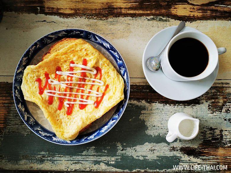 Завтрак в Брунее