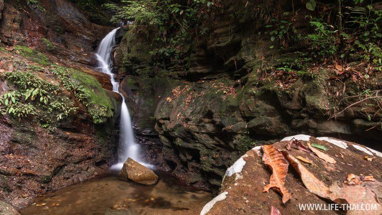Водопады в Сараваке, Малайзия