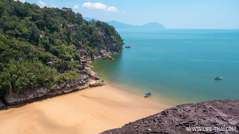 Национальный парк Бако в Малайзии