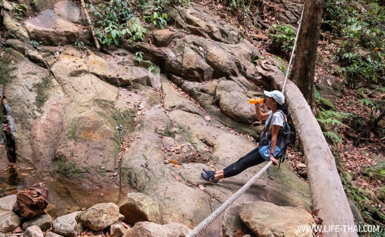 Национальный парк Сантубонг в Сараваке, Малайзия