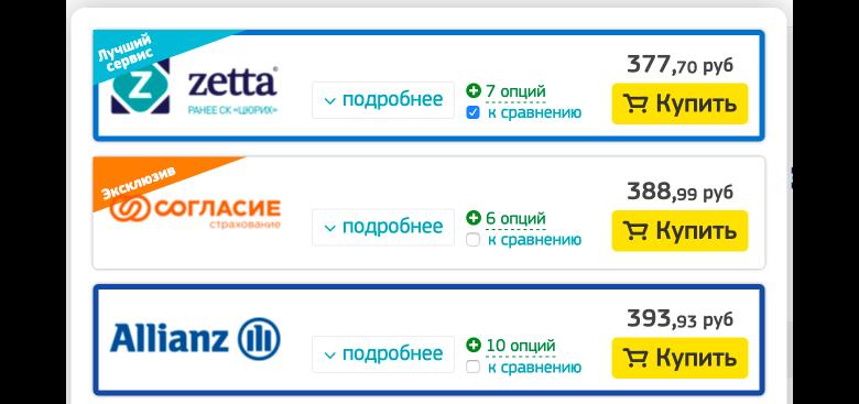 Самая дешевая страховка в Шенген на сайте Черехапа