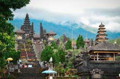 Одна из достопримечательностей Бали, которые обязательно стоит посетить