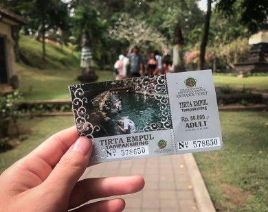 Что посмотреть на Бали с экскурсией