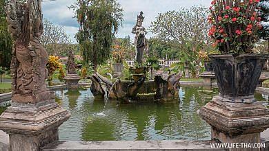 Водные дворцы на Бали - места, которые стоит посетить