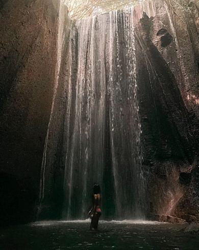 Интересные места на Бали - водопады