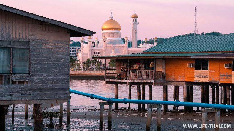 Что посмотреть в столице Брунея