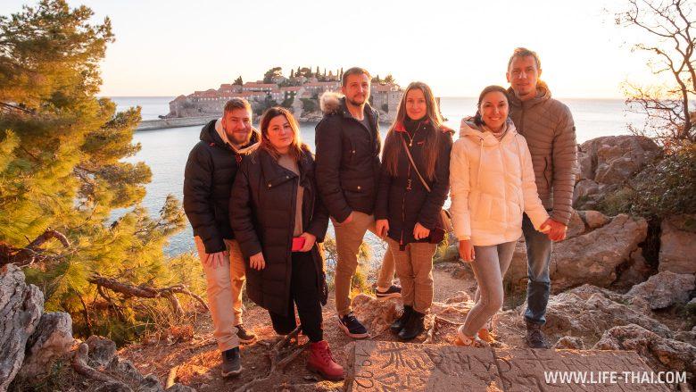Новогодние праздники в Черногории