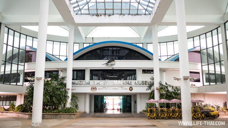 Морской музей на Лабуане