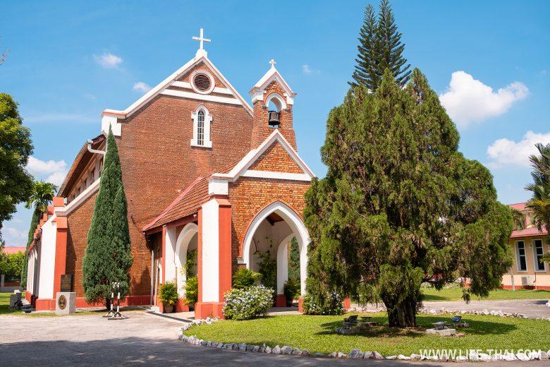 Англиканская церковь в Ипохе, Перак