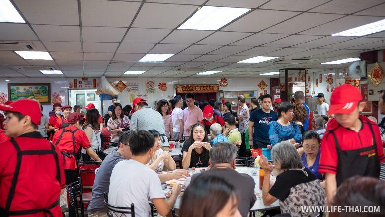 Где позавтракать в Ипохе, Малайзия