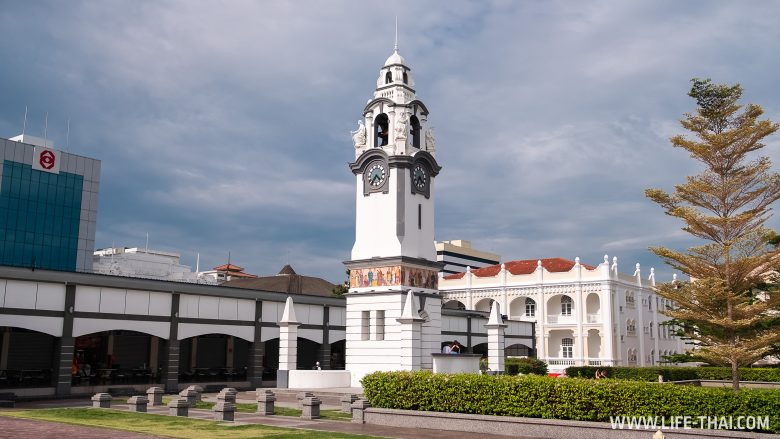 Достопримечательности Ипоха - монумент основания города