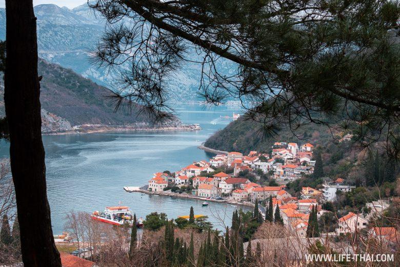 Как выглядит февраль в Черногории на фото