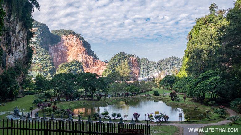 Пещерный храм Kek Lok Tong в Ипохе