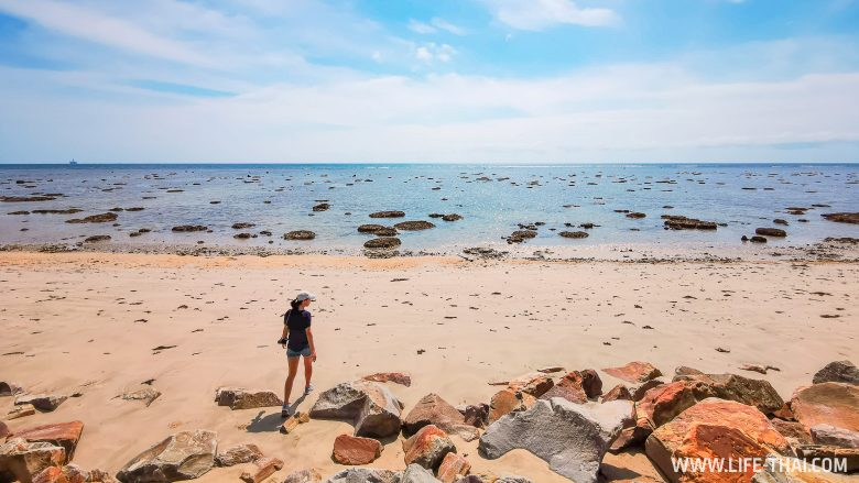 Пляжи Лабуана - отзыв