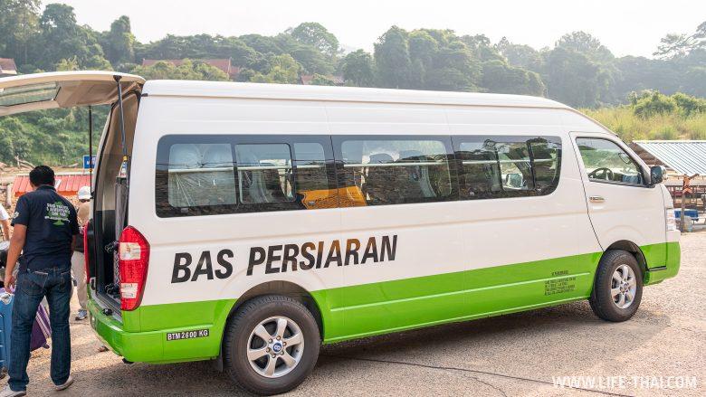 Как добраться в национальный парк Таман Негара, Малайзия