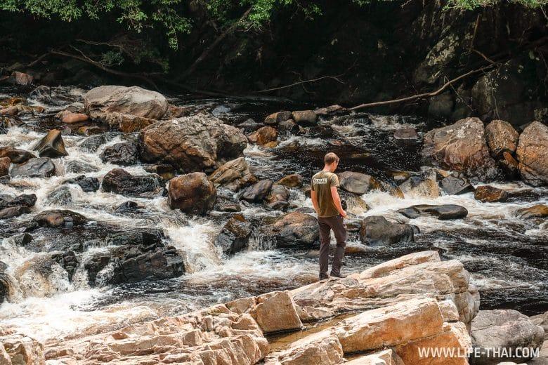 Речной круиз к водопаду Лата Беркох