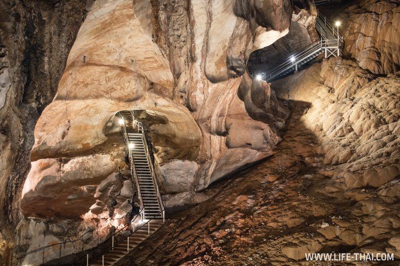 Лучшая пещера в Малайзии - Ипох, Перак
