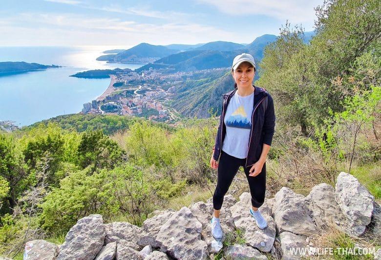 Походы весной по Черногории