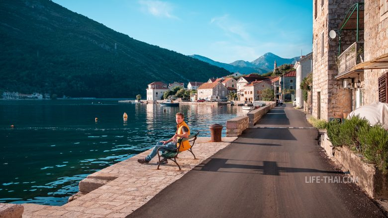 Какой курорт Черногории выбрать в Боко Которском заливе